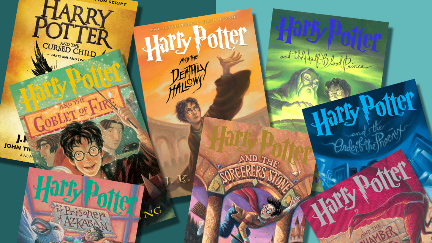 The Ultimate Harry Potter Book List
