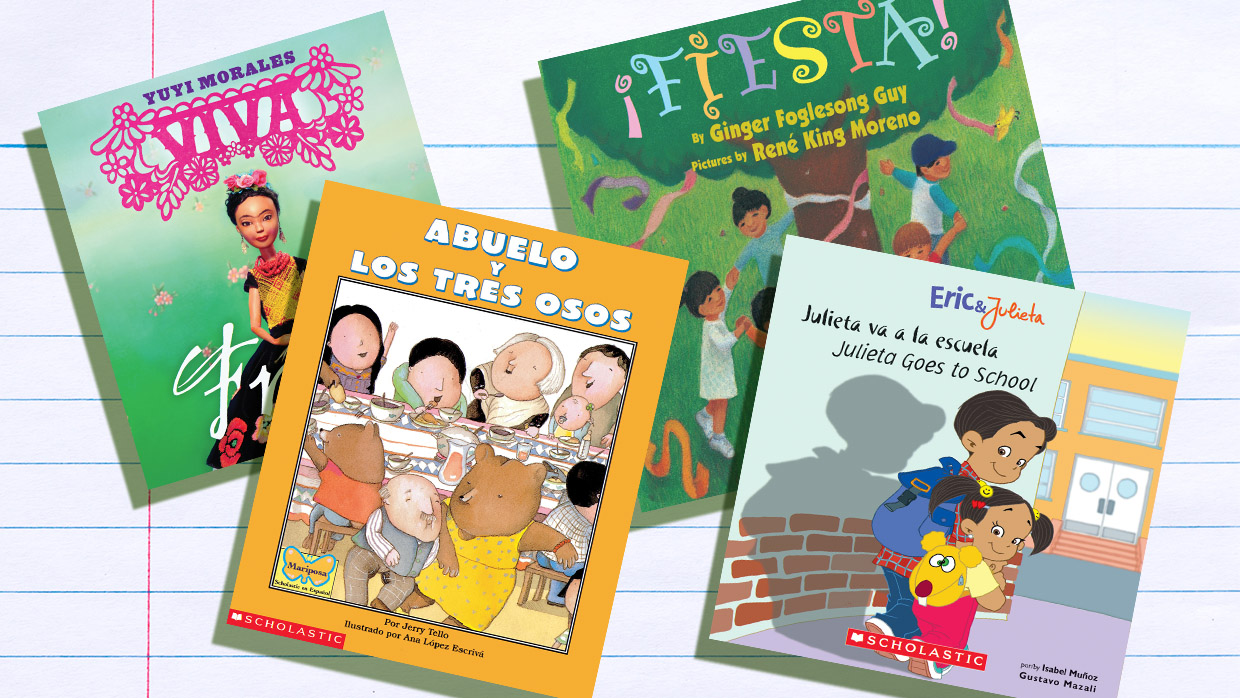 Bilingual Books For Your Classroom Library