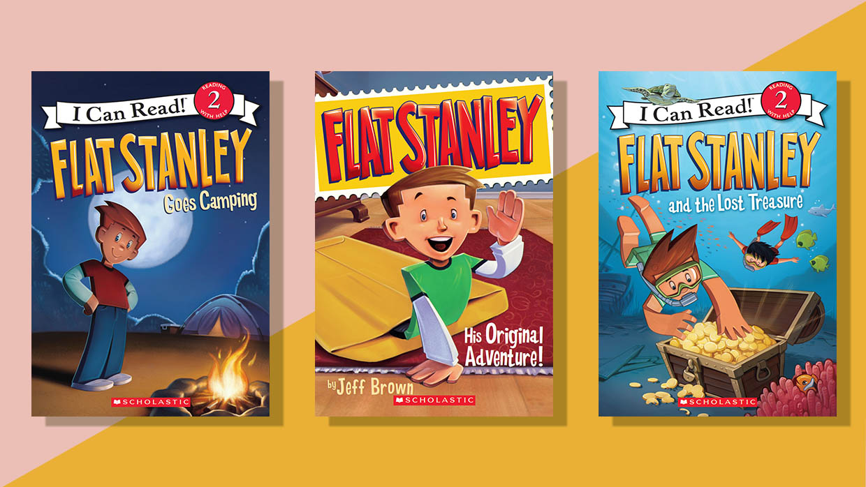 Our Favorite Flat Stanley Books