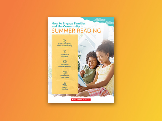 Summer Reading Community Engagement Guide