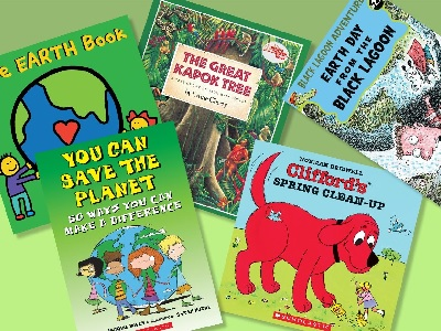 25 Books to Celebrate Earth Day | Scholastic