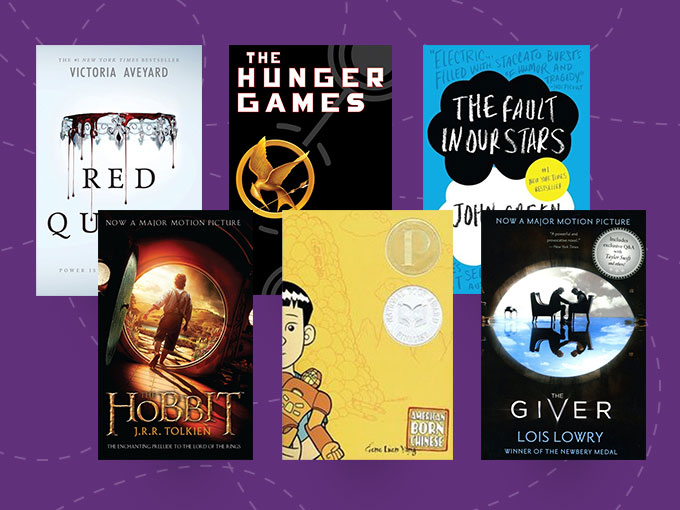 24 Classic And Contemporary Young Adult Books Scholastic