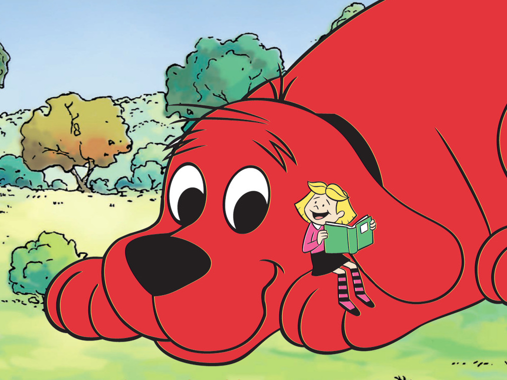 teaching friendship with clifford the big red dog scholastic