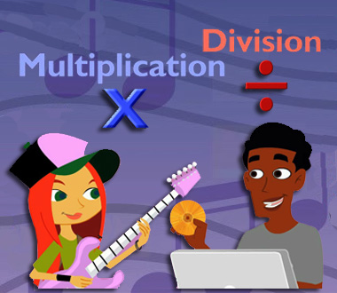 StudyJams! Relating Multiplication and Division