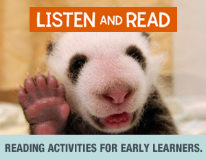 Listen and Read: Read-Along Books