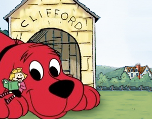 Clifford Interactive Storybooks: Phonics Fun for Early