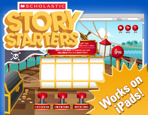 Story Starters: Creative Writing Prompts for Students | Scholastic