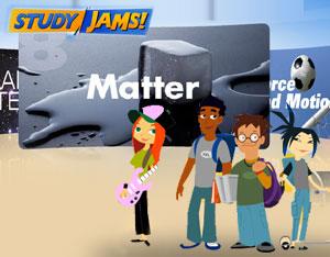 Matter 9 Studyjams Interactive Science Activities