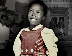 Ruby Bridges A Simple Act Of Courage Scholastic