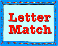 Letter Match: A Clifford Interactive Storybook Game