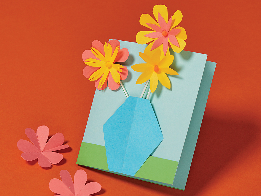 Crafts Spring Cards