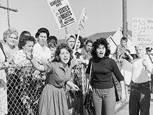 The Civil Rights Of Children >> Ruby Bridges And The Civil Rights Movement Slide Show