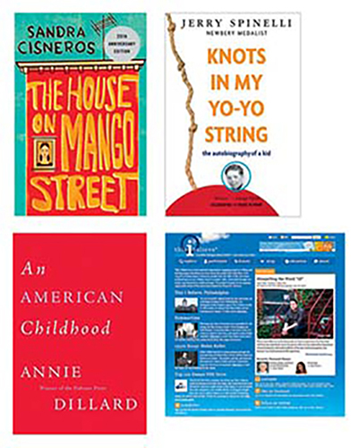 an american childhood essay by annie dillard Annie dillard's biography and life storyannie dillard dillard's memoir an american childhood focuses on her parents and some of her the 100 best essays.