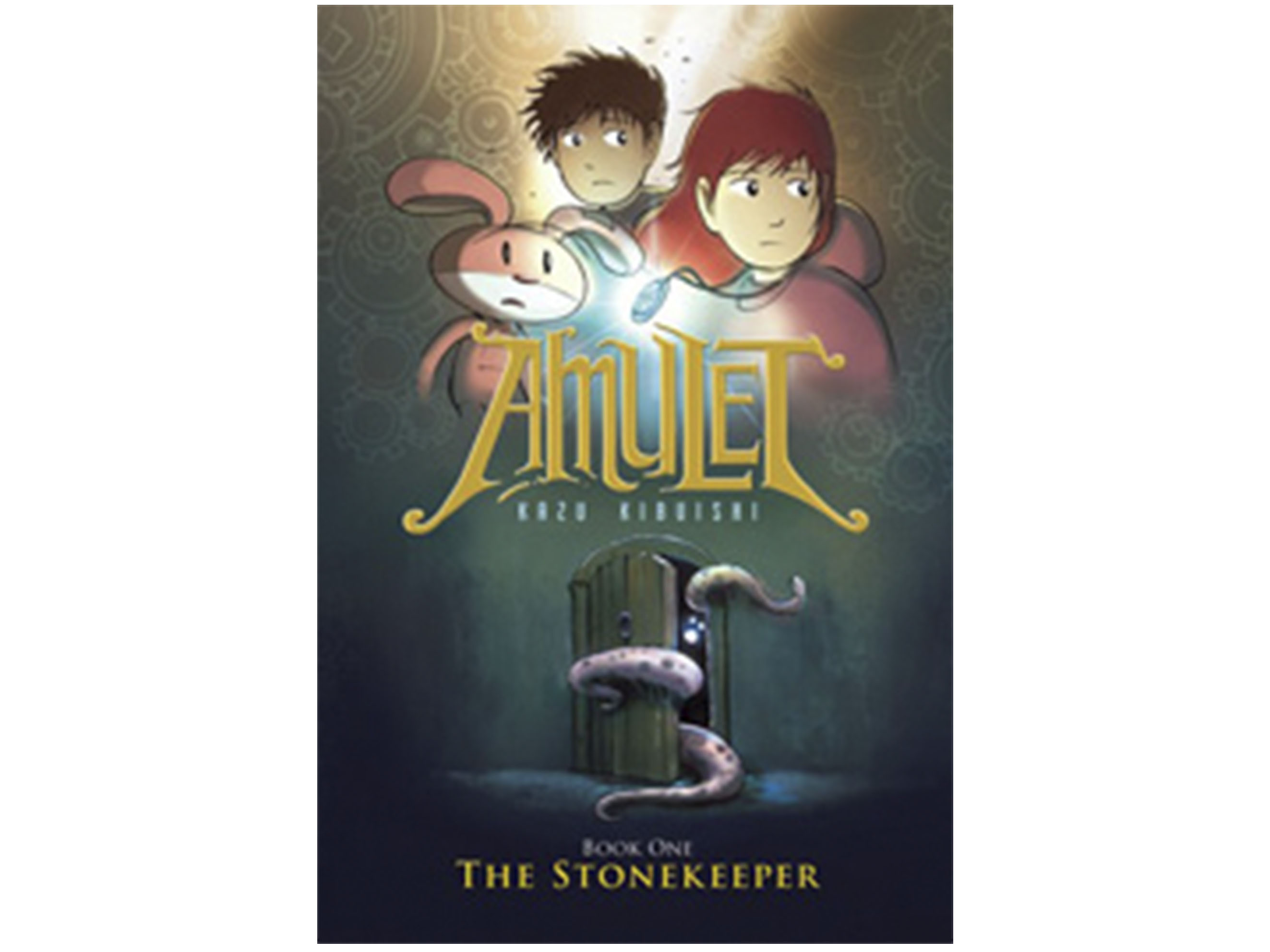 Amulet Book 1 The Stonekeeper Focus