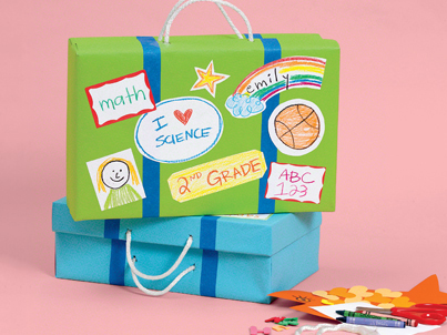 Craft Shoebox Portfolios Scholastic
