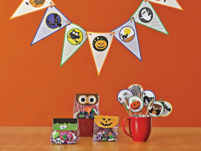 graphic relating to Printable Treats known as Printable Snacks and Decorations for Halloween Scholastic