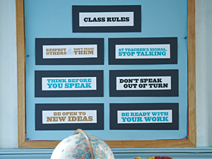 photograph about Classroom Rules Printable referred to as Absolutely free Printable Clroom Legislation Scholastic