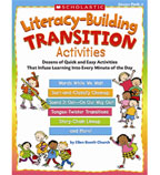 Literacy-Building Transition Activities