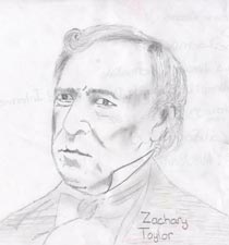 Zachary Taylor By Aurie, 10, California