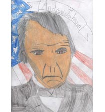 Andrew Johnson By Clinton, 9, Wisconsin