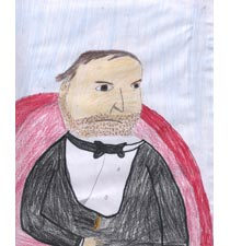 Ulysses S. Grant By Holly, 11, Georgia