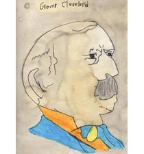 Grover Cleveland By Max, 7, Florida