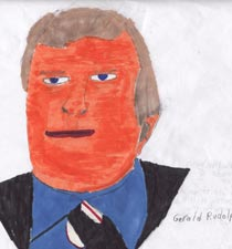 Gerald R. Ford By James, 10, Massachusetts