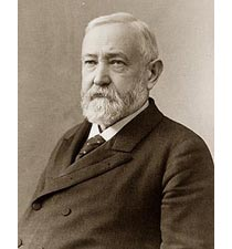 Benjamin Harrison Pach Brothers