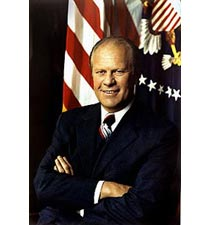 Gerald R. Ford David Hume Kennerly, White House