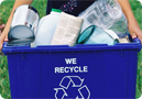 How to Help the Environment -- recycling picture