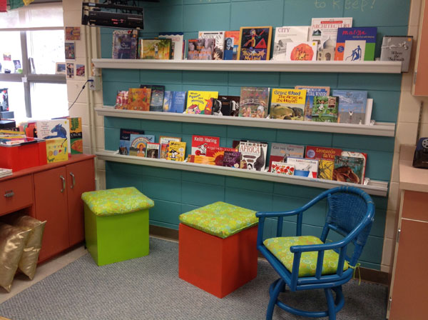 Amazing Classroom Reading Corners Scholastic