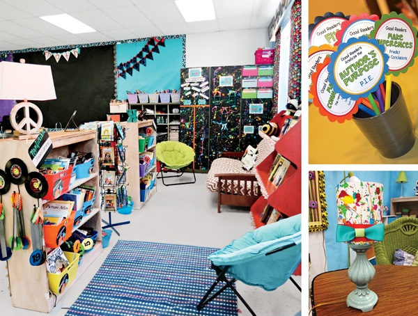 Classroom Corners Ideas ~ Amazing classroom reading corners scholastic