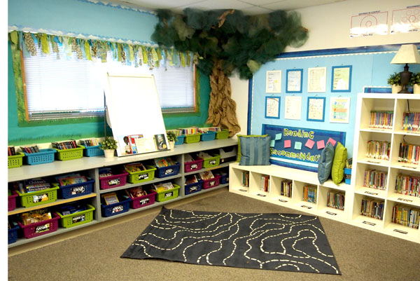 Reading Corner Furniture amazing classroom reading corners | scholastic