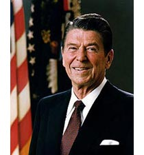 Ronald W. Reagan United States Government