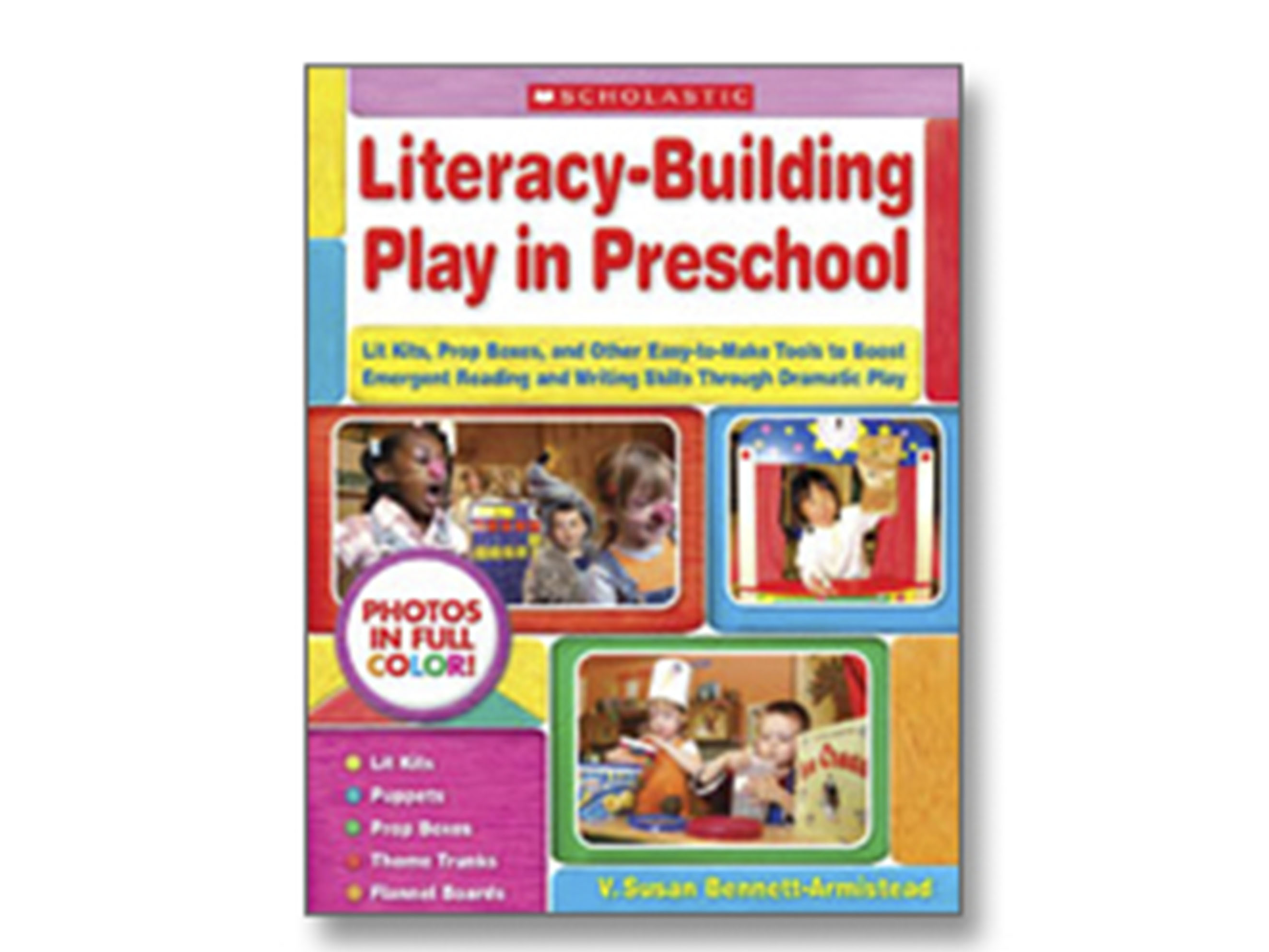 literature program for preschool
