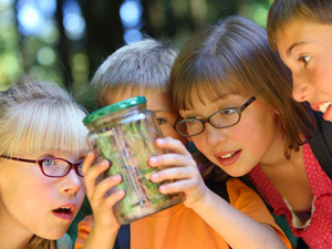 Learning Centers: Spring Into Science