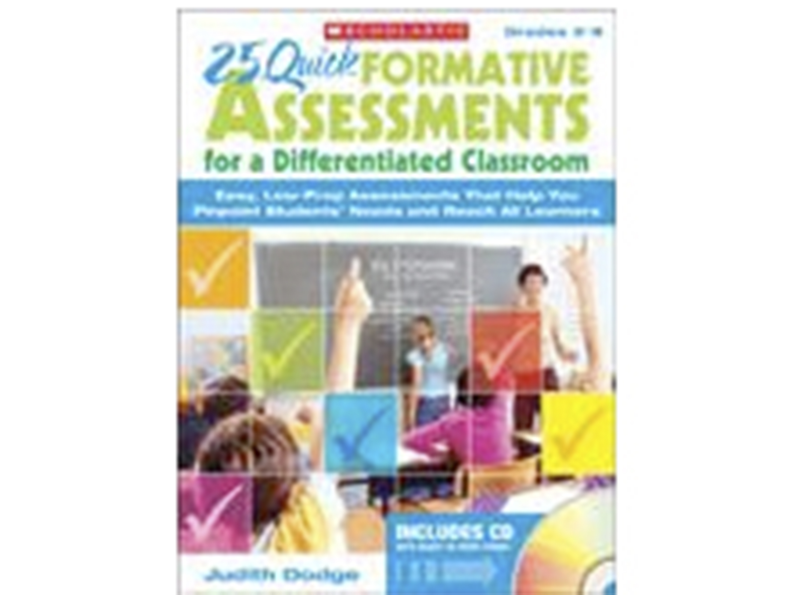 What Are Formative Assessments and Why Should We Use Them? | Scholastic