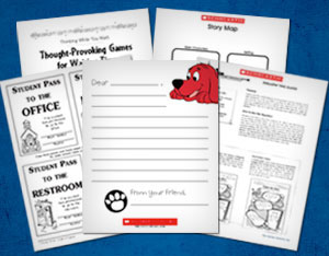Back-to-School Free Printables
