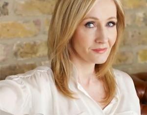 J K  Rowling Interview   Scholastic