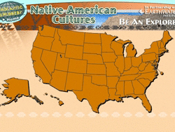 Native American Map Before Colonization.Indian Tribes Today Scholastic