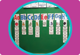 ABC/Word Study Center