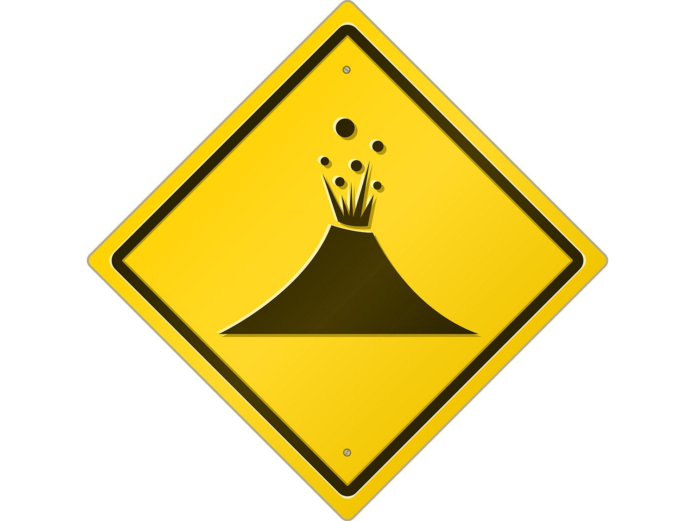 Volcano Symbol Eruption: A Survivor&#...