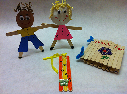 14 creative ideas for craft sticks scholastic for Popsicle stick creations ideas