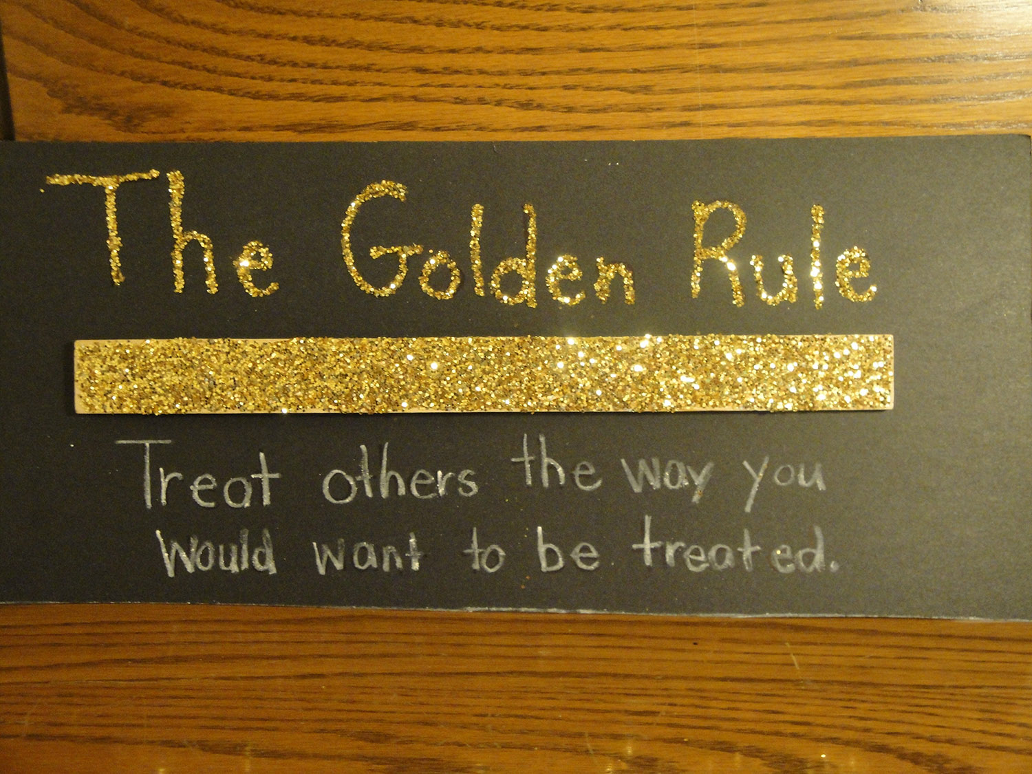 management and golden rule Who knew that the golden rule we learned during our younger years could apply in making yourself a more effective manager forget about all that you learned and heard from personal development books and articles and just go back to the basics:.