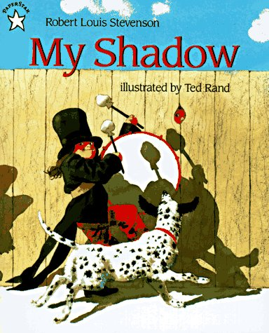 "The book ""My Shadow"" is a good way to introduce poetry and shadows"