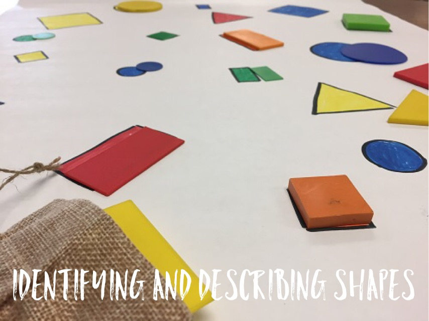 Fun Math Games: Shape Block Matching