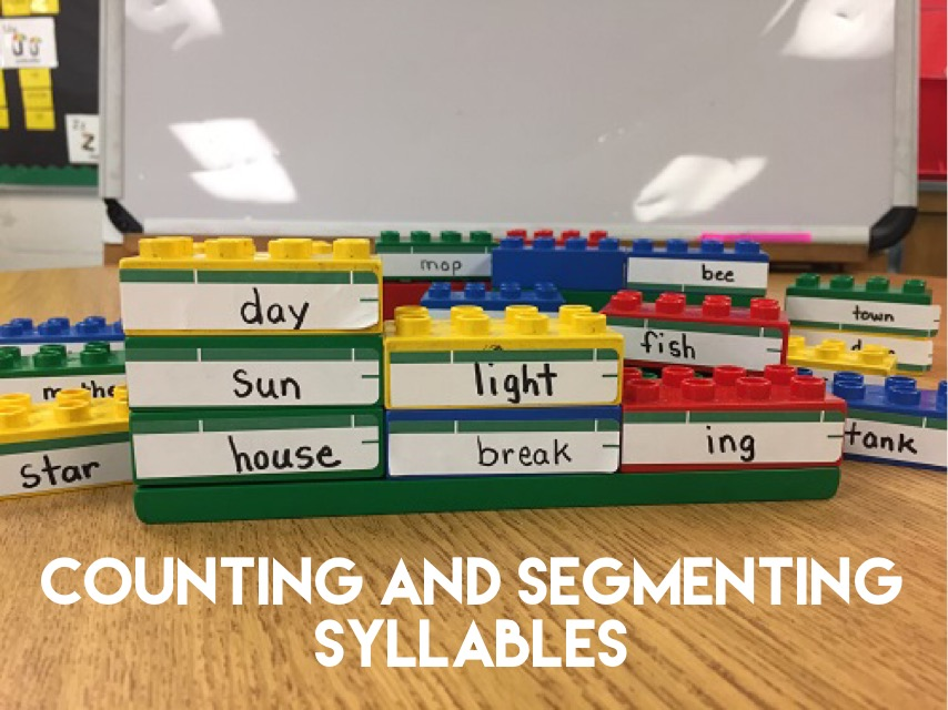 Fun Reading Games: Syllable Block Blending