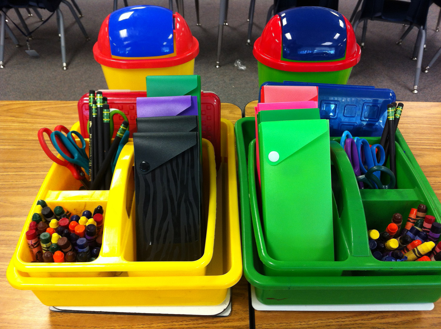 Classroom Organization Tips For The Frugal Teacher Part 1