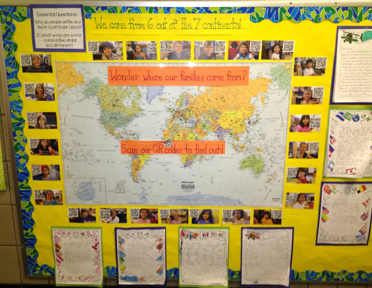 Usa map bulletin board map bulletin board air pollution map with map bulletin gumiabroncs Gallery