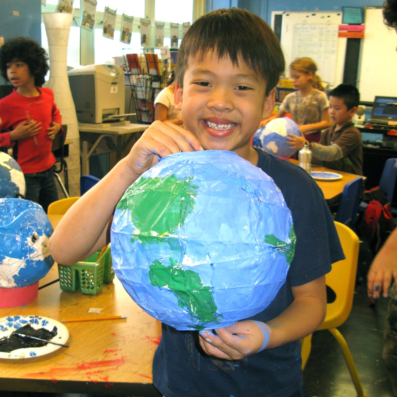 Classroom Project Ideas ~ Five projects to juice up geography scholastic